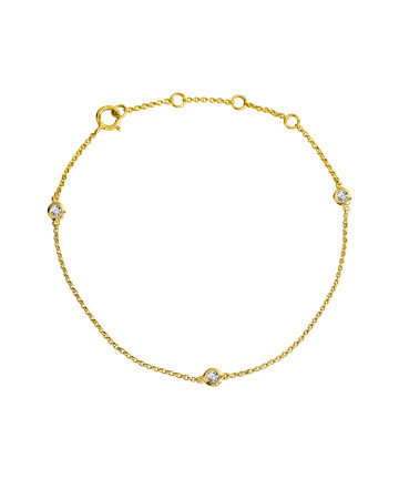 Linda Diamond Bracelet