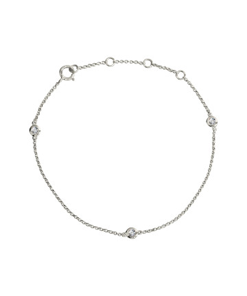 Linda Diamond Bracelet
