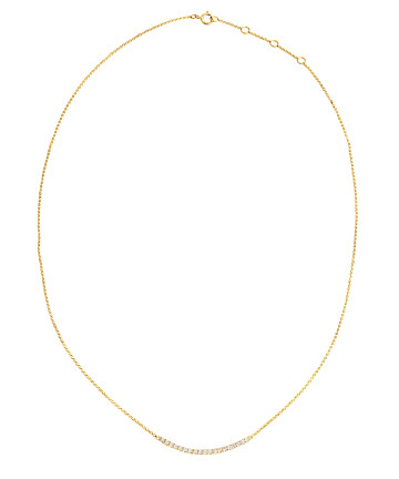 Karen Arc Necklace