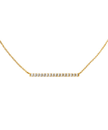 Niki Bar Necklace