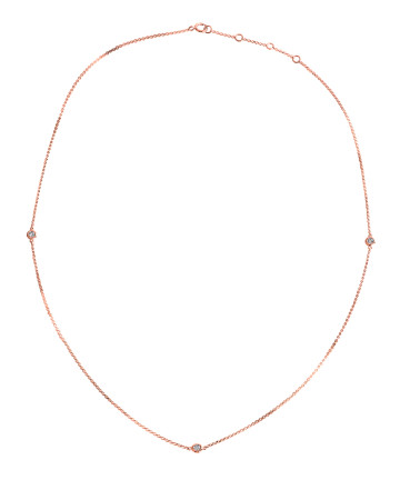 Linda Diamond Necklace