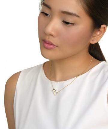 Clementine Loop Necklace
