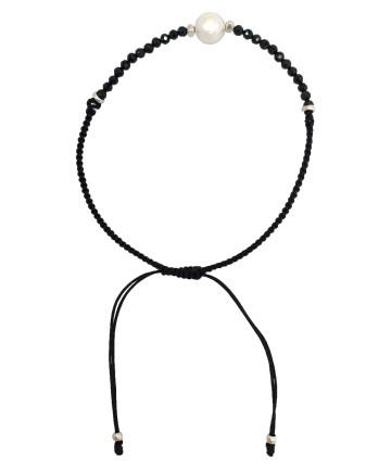 Gemstone & Pearl Bracelet