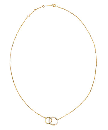 Clementine Loop Necklace